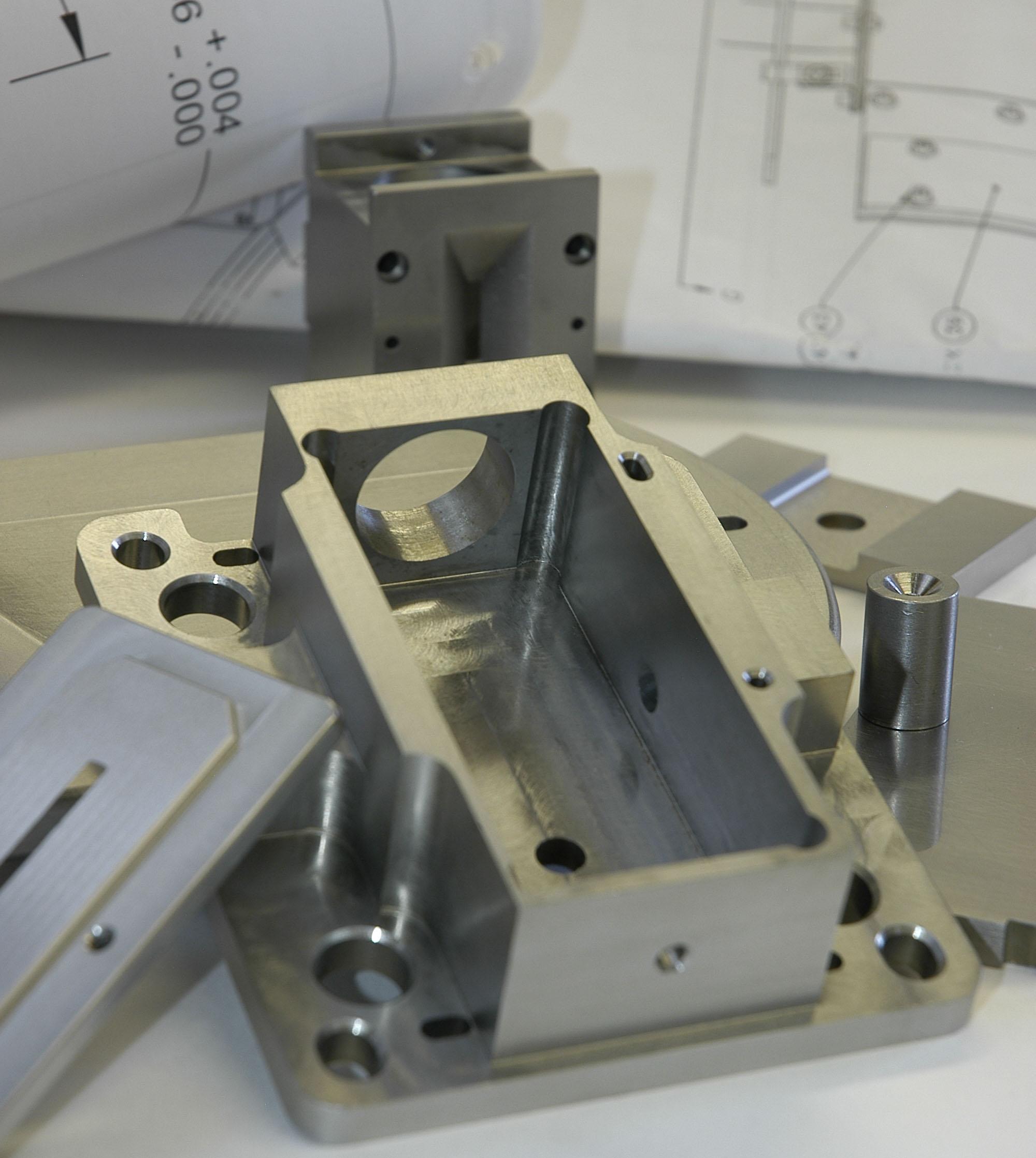 Custom Metal Parts & Component Fabrication | Rembar